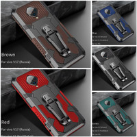 Casing Softcase New Armor Vivo S1 Pro Soft Back Case - Hitam