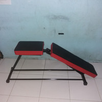 bangku bench press custom