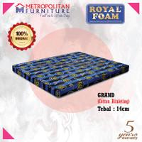 Kasur Busa Royal Foam Grand 180 x 200 Tebal 14 cm