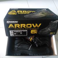 sepatu safety krisbow arrow 6