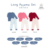 ARDENLEON Long Pyjama Set Print SET.SS.10