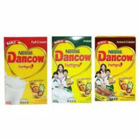 Dancow Fortigro full Cream / instant putih /coklat 800gs