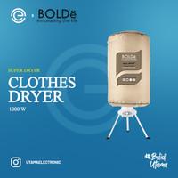BOLDE Pengering Baju Elektrik - SUPER DRYER