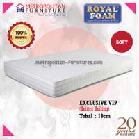 Kasur Busa Royal Foam Exclusive VIP 120x200