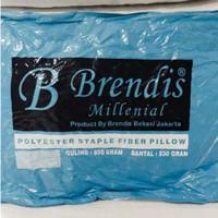 Bantal kepala BRENDIS Millenial Bantal tidur hotel jumbo