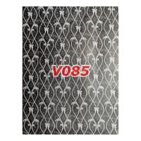 V85 Wallpaper Dinding - Wallpaper Sticker Vintage Biru