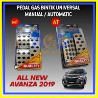PEDAL GAS BINTIK UNIVERSAL MANUAL / AUTOMATIC ALL NEW AVANZA 2019