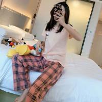 Piyama Import 325 Baju Tidur Panjang Perempuan Remaja Wanita Anak