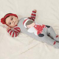 Baju natal bayi anak christmas jumper jumpsuit lucu santa claus mz103