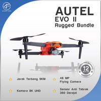 AUTEL EVO 2 8K 48MP 9Km Obstacle Sensor Drone - Rugged Bundle