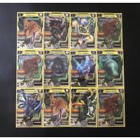 Kartu Strong Animal Kaiser Maximum Friend Card Silver Rare 100%Ori