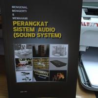 buku mengenal perangkat sistem audio/sound system