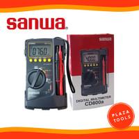 Digital Multitester SANWA CD800A Multimeter Avometer Original CD 800 A