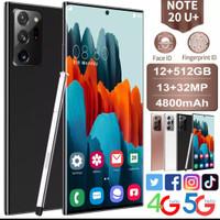Smartphone Note 20 plus RAM 10GB ROM 512GB bkn SAMSUNG NOTE 20 PLUS - GOLD