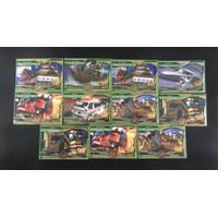 Kartu Strong Animal Kaiser Maximum Bigger Card Rare Collection 100%Ori