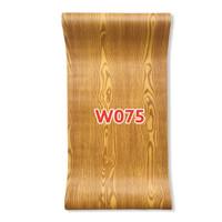 W75 Wallpaper Dinding Motif kayu - Wallpaper Sticker Motif Wood