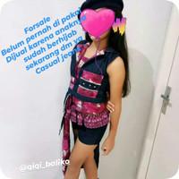 baju fashion show anak