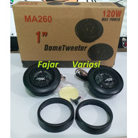 Tweeter Mobil Audio MA260 mobil Fortuner