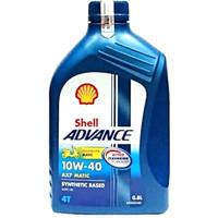 Oli Shell Ax7 Matic 0.8 L