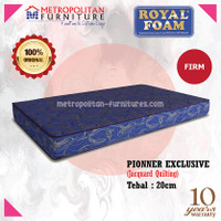 Kasur Busa Royal Foam (Pionner Exclusive) 140x200