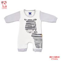 Baby Lona Jumper Bayi Boy Lengan Panjang 3-6 Bulan_04