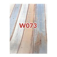 W73 Wallpaper Dinding Motif kayu - Wallpaper Sticker Motif Wood