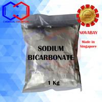 Baking Soda / Soda Kue / Sodium Bicarbonate (1 kg) NOVABAY FOOD GRADE