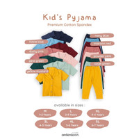 ARDENLEON Kids Pyjamas SET.SS.08