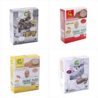 GASOL Tepung Beras Kacang Organik Semua Varian MPASI Makanan Bayi 200g