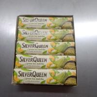 silverqueen 65 gram green tea hijau matcha