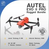 Autel Evo 2 Pro Drone 6K 20 MP 1 SENSOR 9KM 40 Min - Rugged Bundle