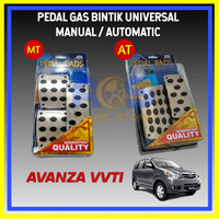 PEDAL GAS BINTIK UNIVERSAL MANUAL / AUTOMATIC AVANZA VVTI
