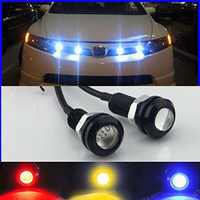 Lampu LED Mata Elang Eagle Eye 12V 23mm Variasi/Aksesoris Mobil