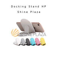 Docking Mobile Stand Dudukan Penyangga Stand Holder Mini Sandaran HP