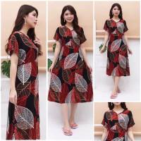 Daster Bali Motif #8 - Dress Bali - Baju Tidur Wanita - Dress Harian