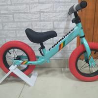 Push Bike Balance Bike Element Srider Air 3.0 not London Taxi