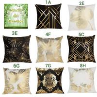 Sarung Bantal Sofa Elegant Pillow Cushion Cover 45X45