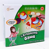 Mainan Anak Edukasi Belajar Berhitung Pecahan Matematika Learning Game