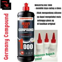 Menzerna Heavy Cut 1000 kemasan repack 100ml/compound menzerna
