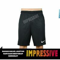 Celana pendek olahraga pria bahan DRY-FIT / celana pendek uniseX
