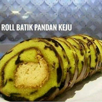 Roll/Gulung Kue Lapis Surabaya/Spikoe Pandan Batik Keju Premium Halal