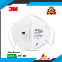 masker Medis 3M N95 9001 N90 Kn95 Original 3M