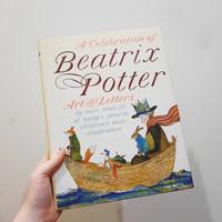 Buku A Celebration of Beatrix Potter Impor Inggris Peter Rabbit Bekas