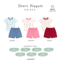 ARDENLEON Short Playset Print SET.SS.11