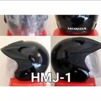 Helm Honda Half Face Trx3 asli AHM