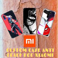 Custom Case Anti Crack For Xiaomi ( DOFF )