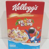 kelloggs/froot loops/cereal