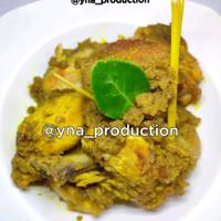Ayam Ungkep - Ayam Bumbu Kuning - Ayam Bumbu Bebek - Makanan Siap Saji