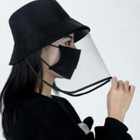 Topi anti virus corona pria/wanita kualitas impor