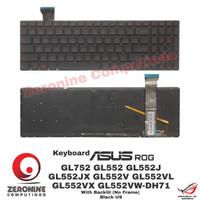 Keyboard ASUS ROG GL552 GL552J GL552V N552VW N552VX G771JM Backlit